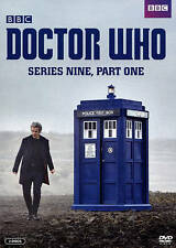 Doctor Who Season Series Nine 9, Part One 1 DVD, 2015, 2-Disc Set