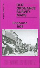 MAP OF BRIGHOUSE 1905