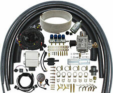 Self-adaption Methane CNG  Injection Conversion Kit for 3 or 4Cyl gasoline cars