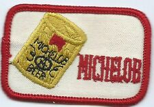 Michelob beer patch  2 X 3 small size