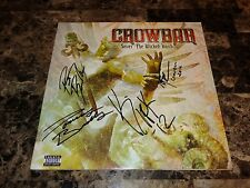 Crowbar Rare SIGNED Sever The Wicked Hand Limited Edition Vinyl Heavy Metal Down