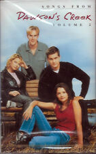 MUSICASSETTA -   VARIOUS ‎– SONGS FROM DAWSON'S CREEK   sigillata            (1)