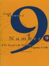 Number 9: The Search for the Sigma Code, Balmond, Cecil, Acceptable Book