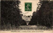 CPA  Ferriéres-en-Brie - Le Cháteau et le Parc -Point de vue sur ... (292973)
