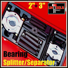 "2pc Bearing Separator Splitter Puller Set **50mm -2"" **75mm - 3""*HEAVY DUTY KIT*"