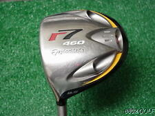 Left Hand LH Nice Taylor Made R7 460 Titanium 9.5 degree Driver Stiff Flex