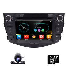 Toyota RAV4 2006 2007 2008 2009 2010 2011 Radio DVD Player GPS Stereo 8GB Map