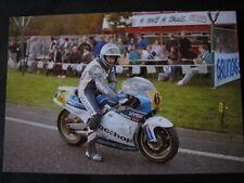 Photo Docshop Honda RS500 #6 Herwie Peters (NED) ONK wegrace Heerlen 1987