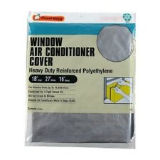 "BULK 12 PACK!! Frost King AC2H Window Air Conditioner Outside Cover 18""x27""x16"""