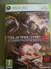 Supreme Commander 2 XBOX 360 SIGILLATO VERSIONE UFFICIALE  ITALIANA