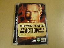 DVD / LAST ACTION HERO ( ARNOLD SCHWARZENEGGER )
