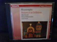 Moussorgsky - Picture at an Exhibition -Brendel / Wiener Philharmoniker / Previn