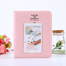 Mini 64 Photo Album Pictures Storage Case ZY For Fujifilm Instax Mini 8 Polaroid