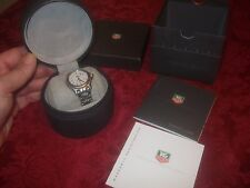 TAG Heuer S/el Automatic S89.713 watch links & booklets & box