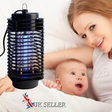 220V Electric UV Mosquito Bug Zapper Fly Insects Moth Killer Catcher Trap Lamp