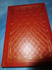ON THE DUTY OF MAN AND CITIZEN LEATHER BOUND LAW BOOK LEGAL CLASSICS LIB GRYPHON