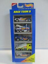 Hot Wheels Gift Pack Race Team II 5 Pack