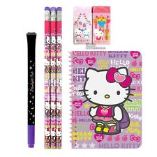 Sanrio Hello Kitty School Stationary Gift Set : Girly Sports Kitty