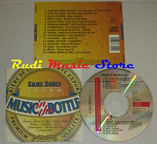 CD MUSIC IN THE BOTTLE terence trent d'arby celine dion wham sade lp mc dvd(C13)