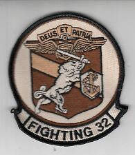 VF-32 SWORDSMEN DESERT COMMAND CHEST PATCH