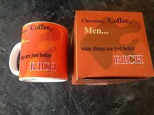 Some Things Are Better Rich Mug - NEW