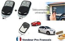 lot 2 Télécommande Universelle Parking / Alarme / Lampe etc fréquence 433 Mhz