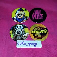 BADGES BORDERLANDS 2