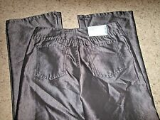 JUNIOR'S JOE'S JEANS SHIMMERING BLACK HOLLYWOOD FLARE RINSE JEANS * 7 * 2292*USA