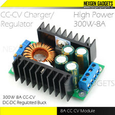 300W 8A CC CV Li ion Lipo Charger DC-DC Step Down Adjustable Buck Power Module