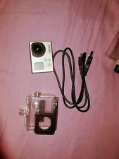 GOPRO Hero 3 SILVER Camcorder CHDHE-301 w/Waterproof Case