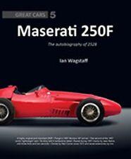 MASERATI 250f-L' autobiografia di 2528, Da Ian Wagstaff BOOK LIBRO