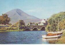 Vintage unused Arthur Dixon Postcard Broadford, Isle of Skye, 3965