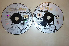 PS1 PLAYSTATION 1 PSone GAME CD DISCS ONLY metal gear solid tactical espionage