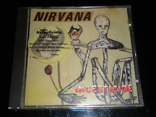 Nirvana - Incesticide - CD álbum - 1999 - 15 Genial Canciones