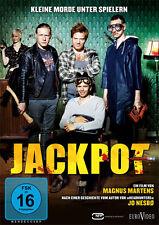 Jackpot - Kleine Morde unter Spielern - DVD - Neu u. OVP