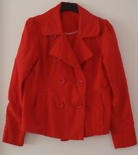 BEAUTIFUL RED JACKET SIZE APPROX 12 CHEROKEE