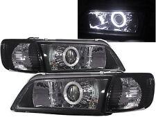 I30 95-00 Sedan/Wagon 4D/5D CCFL Projector Headlight Black US for INFINITI LHD