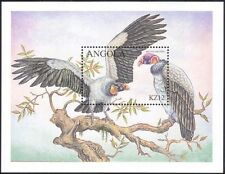 Angola 2000 King Vulture/Birds of Prey/Raptors/Nature/Wildlife 1v m/s (s6079)