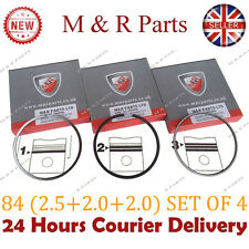RENAULT LAGUNA COUPE 2.0 dCi / GT 2008 ON & MEGANE III COUPE 4 PISTON RINGS SET