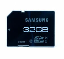 Samsung 32GB Pro 80MB/s SDHC MEMORY CARD CLASS 10 UHS-I SD FOR CAMERA CAMCORDER