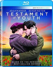 Testament of Youth (Blu-ray Disc, 2015, Canadian, French Subtitled)