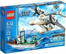 LEGO City 60015 Coast Guard Plane - New Factory Sealed