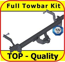 Towbar Trailer Tow Hitch Fiat Ducato Van Bus L1 L2 L3 2006 - ON Flange Tow Ball