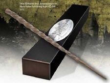 Harry Potter baguette magique XENOPHILIUS LOVEGOOD edition personnage clip métal