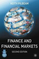 Finance and Financial Markets: Second Edition-ExLibrary