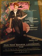 What Katie Did - Autumn / Fall 2016 ( Issue 7)  Collectible Brochure / Catalogue