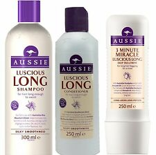 Aussie COLOUR MATE 3 MINUTE MIRACLE TRIO  Shampoo Conditioner & 3 Min Miracle