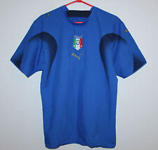 Italy National Team home shirt jersey 2006 Puma