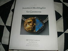 MED'A Creations Investment Modeling Kit for Gemstones/Stone Setting Kit-MIOP