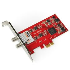 TBS6281SE DVB-T2/T/C TV Tuner PCIe Card for Freeview HD